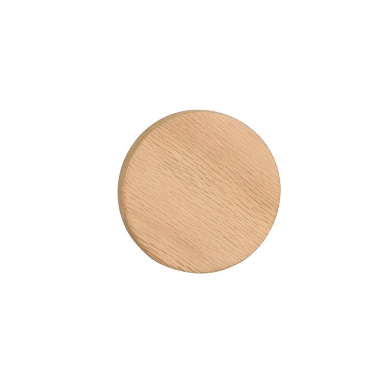 119508_a, Memphis vaggknopp-ek, 8 cm R