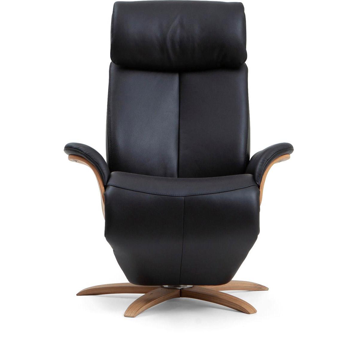 Calypso-fåtölj-svart-fram