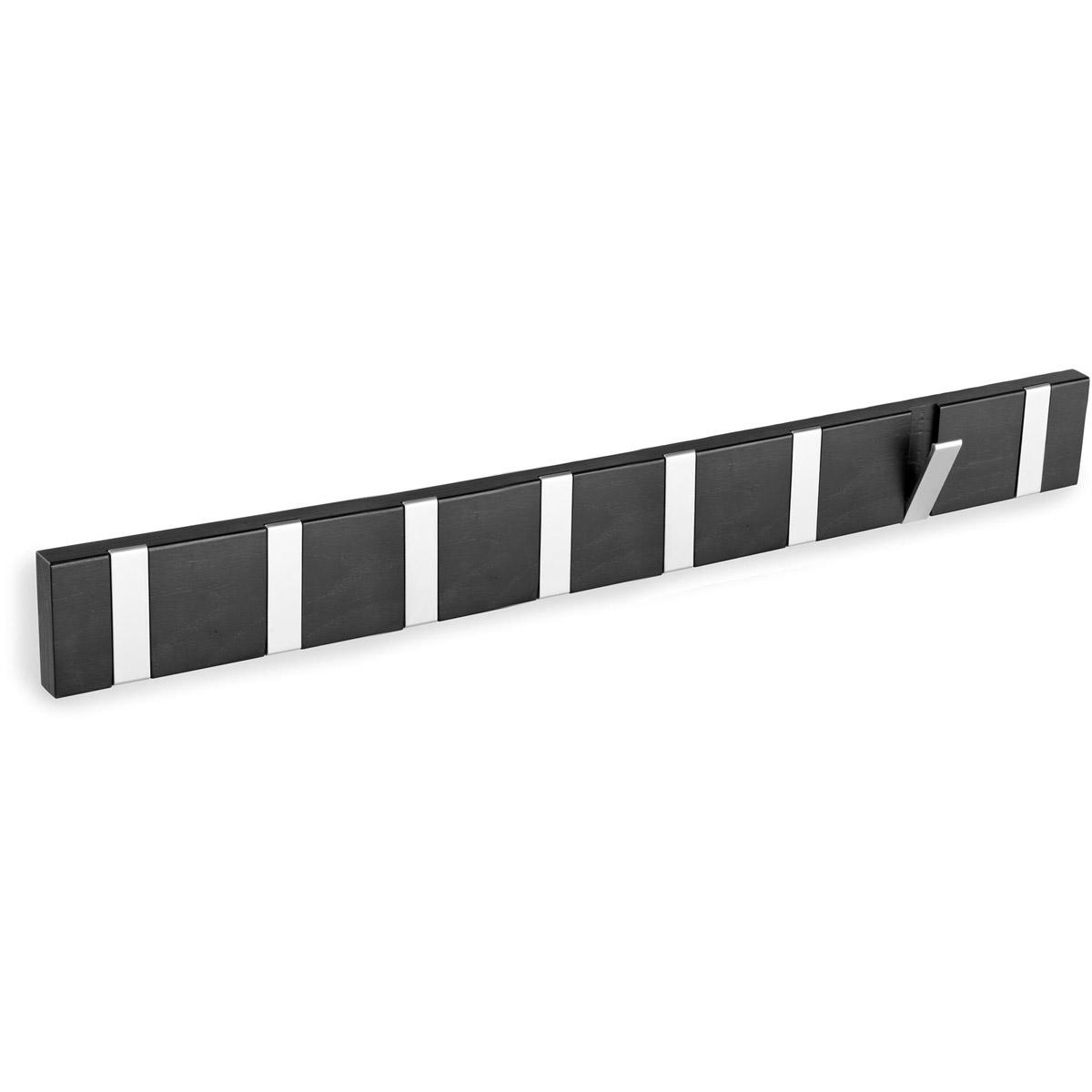 Confetti kroklist 8 flipkrokar B70 svart