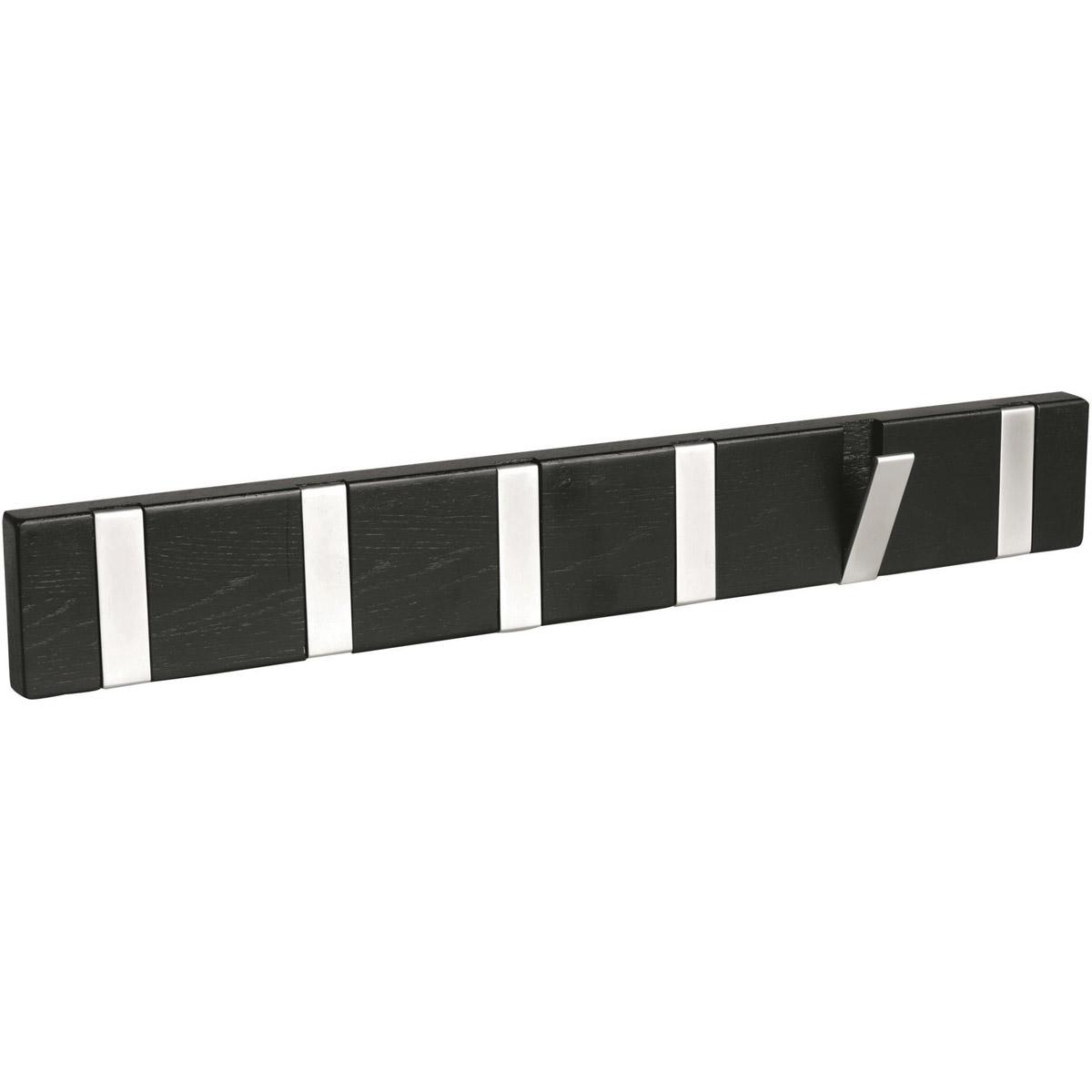 Confetti kroklist 6 flipkrokar B50 svart