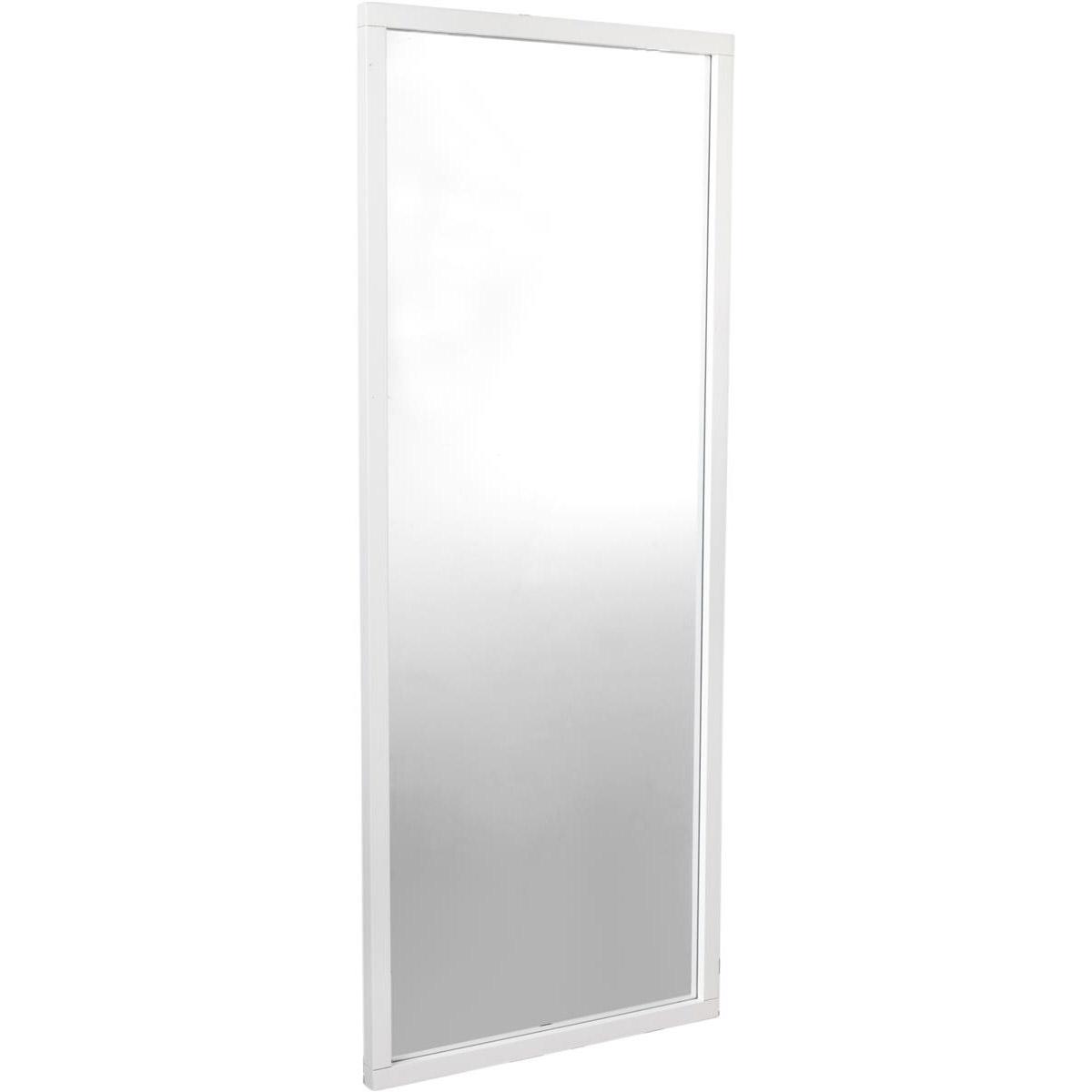 Confetti spegel 150x60 vit