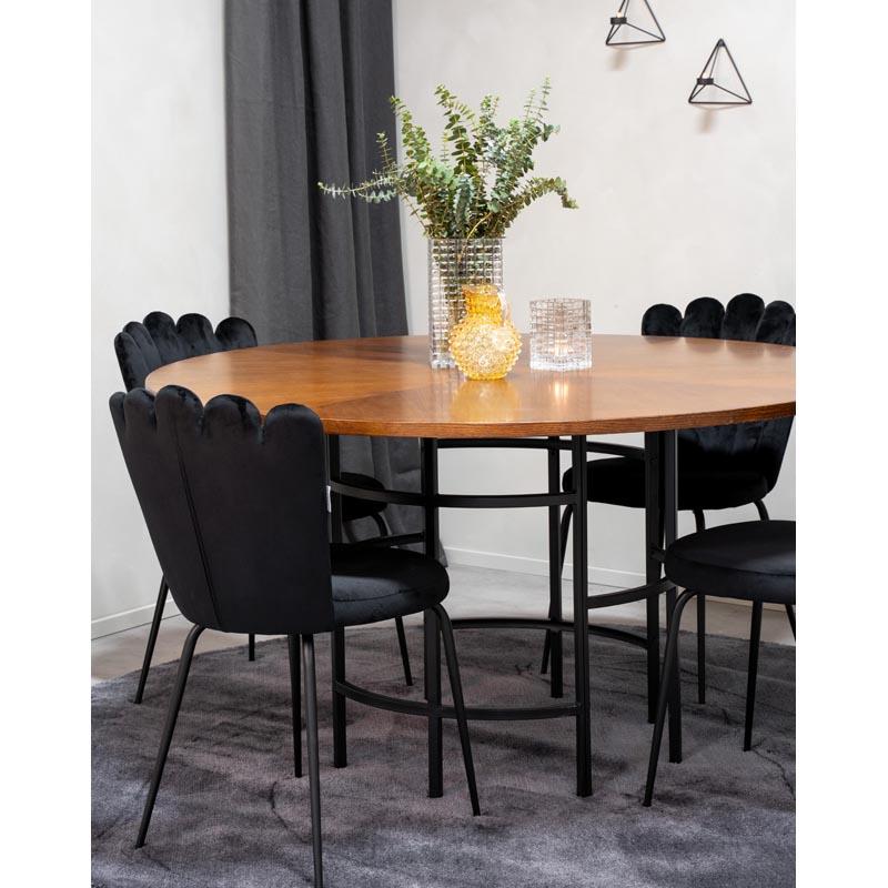 Copenhagen-matbord-limhamn-stol-light-svart-miljo-3
