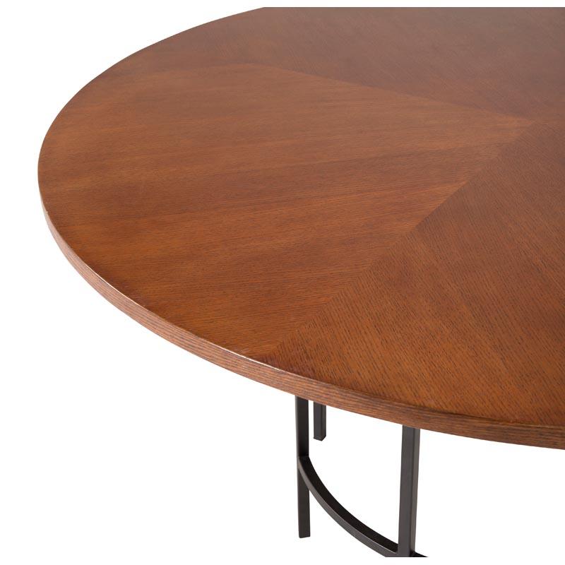 Copenhagen-matbord-brun-detalj