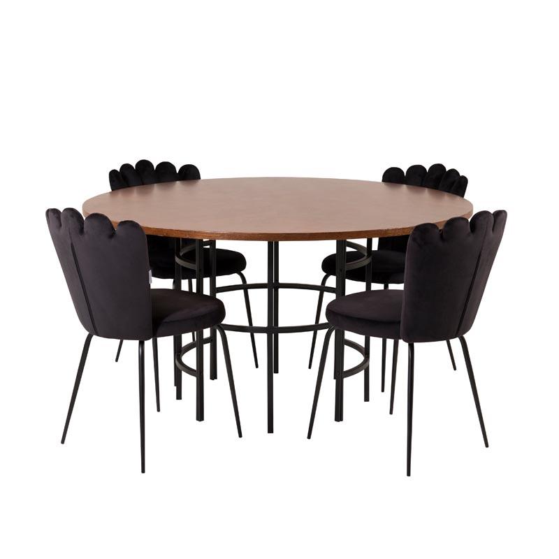 Copenhagen-matbord-limhamn-light-stol-svart-4