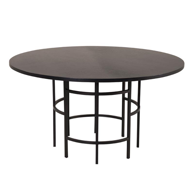 Copenhagen-matbord-svart