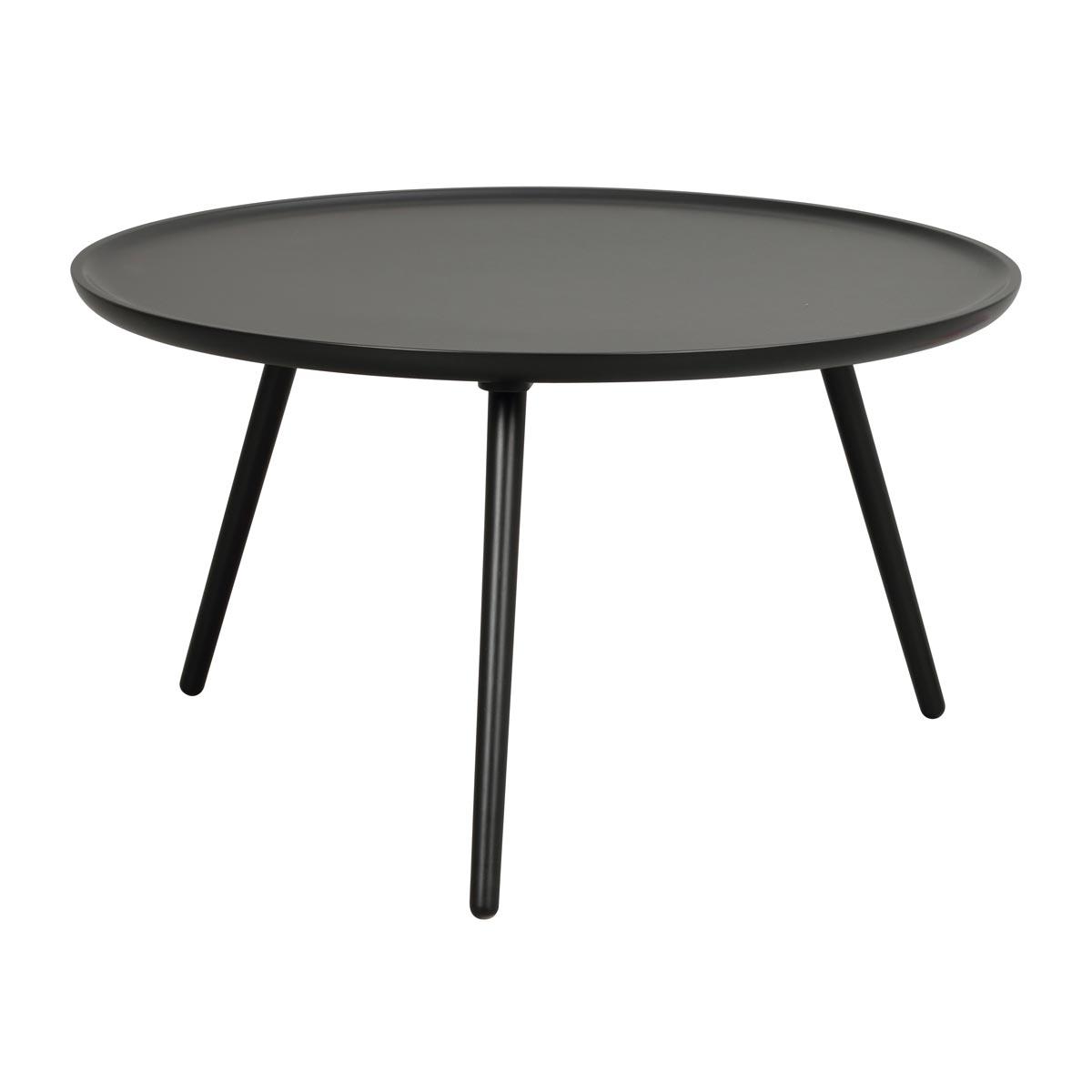 Daisy soffbord 80 svart R-111834