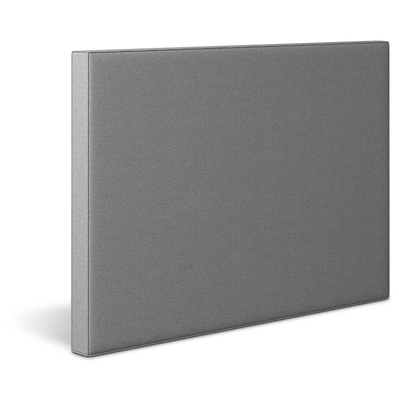 Ekelsjö gavel med söm kant ljusgrå 180x125x10
