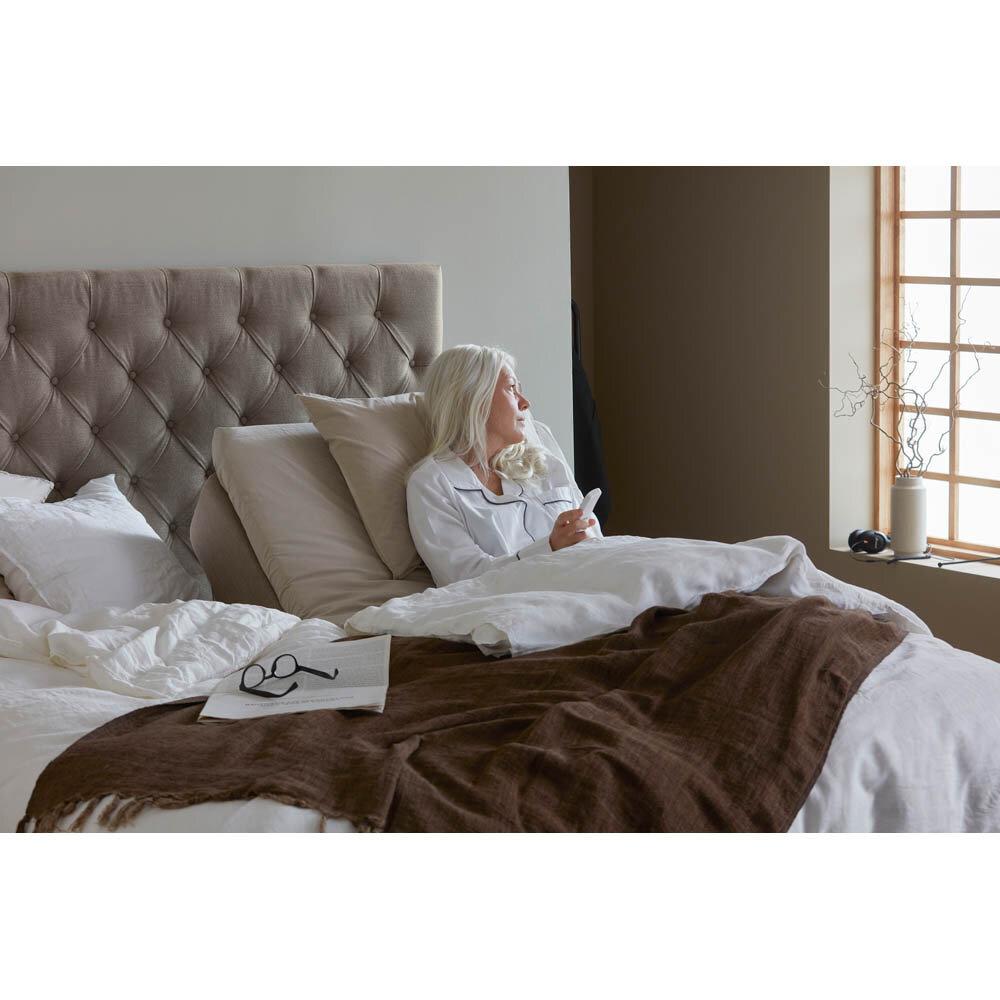 Ställbar säng Family 90x200