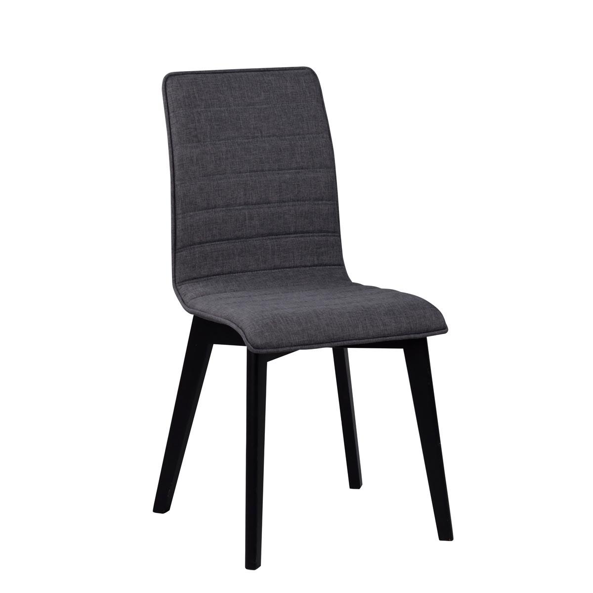 Febe-stol-morkgra-tyg-svart-Grace-113639