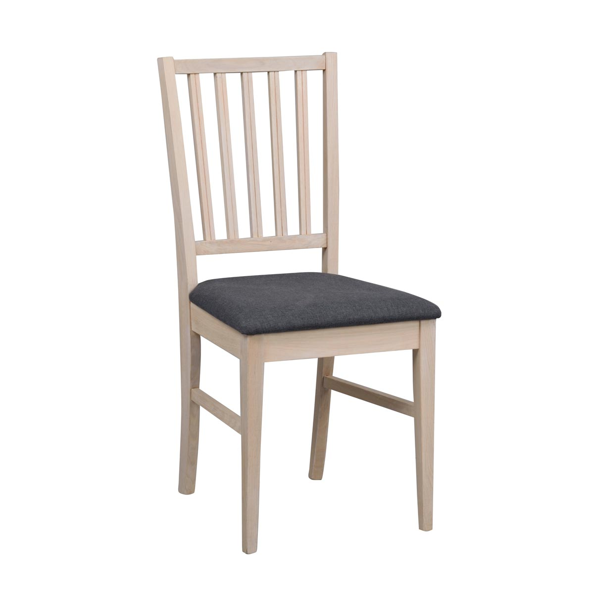 Vasa stol ww grå sits