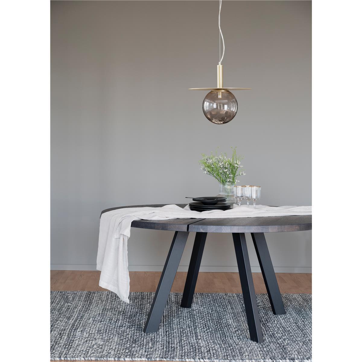 Fred-matbord mörkbrun-svart 117440 4
