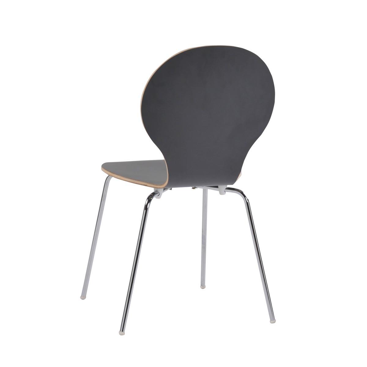 Fusion stol grafitgrå R-52127_d