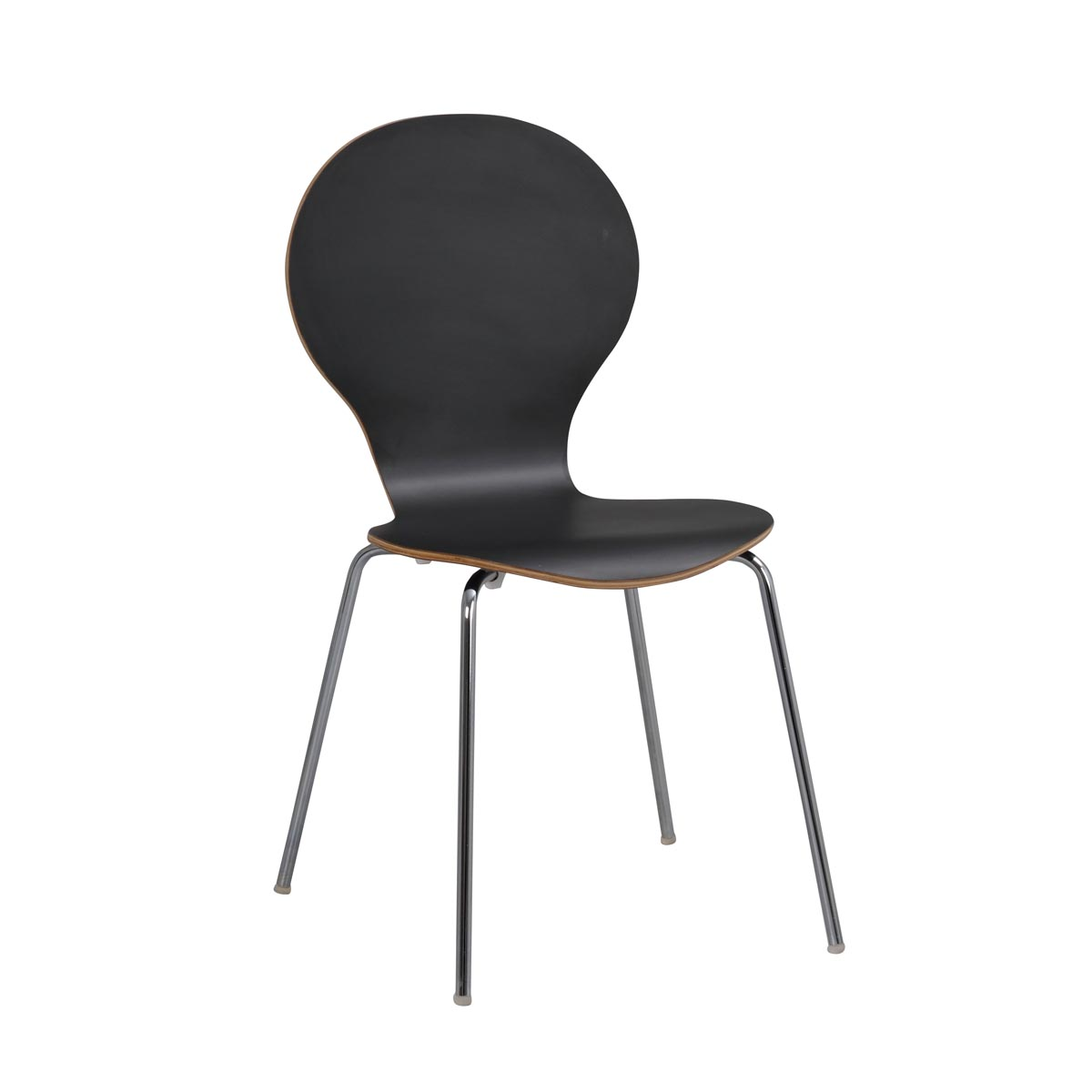 Fusion stol svart R-52116_a