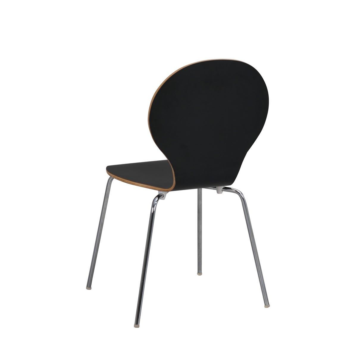 Fusion stol svart R-52116_d