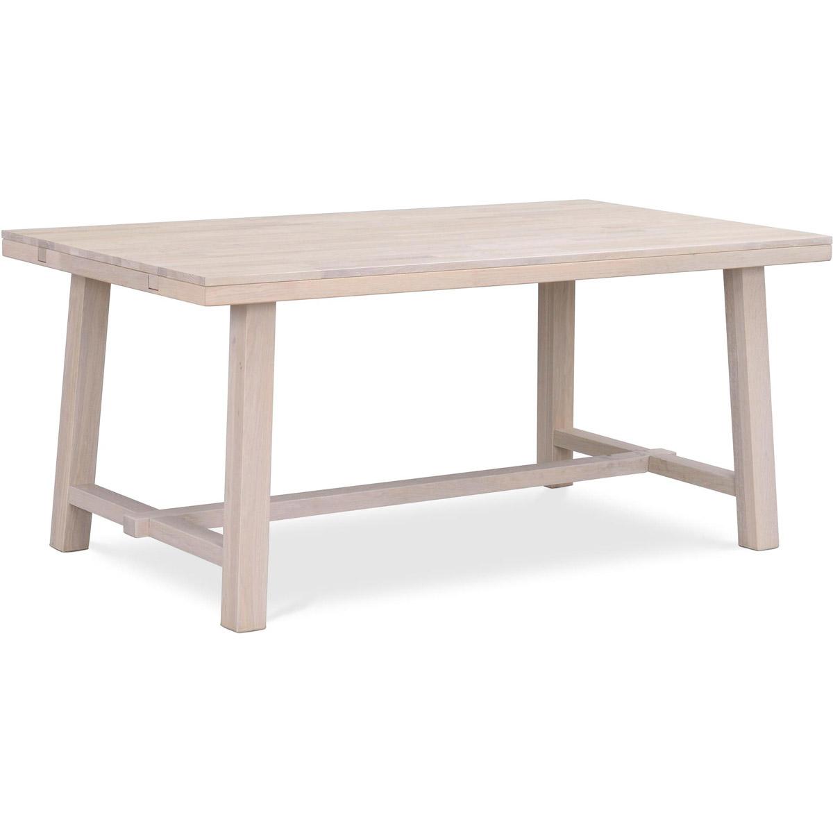 George matbord vitpigmenterad