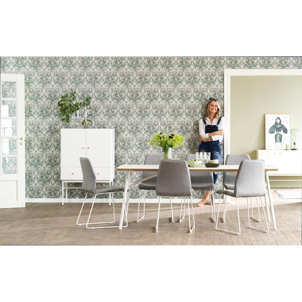 Glendale-matbord-vit-118725_b-miljo-Fairbanks-stol-modell