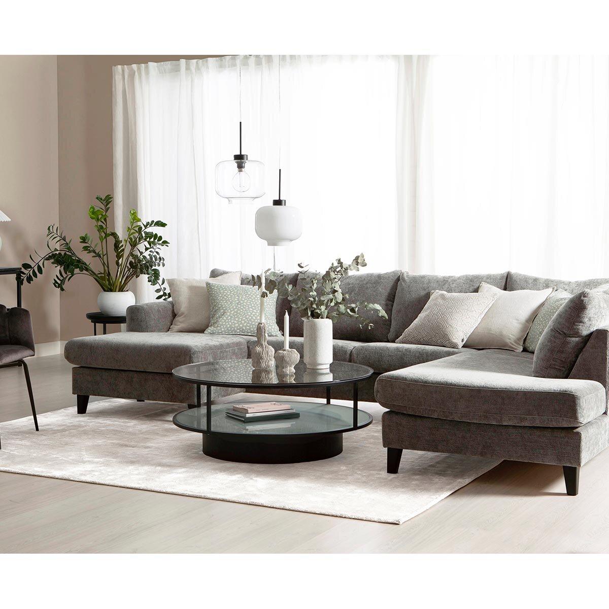Hudson U-soffa