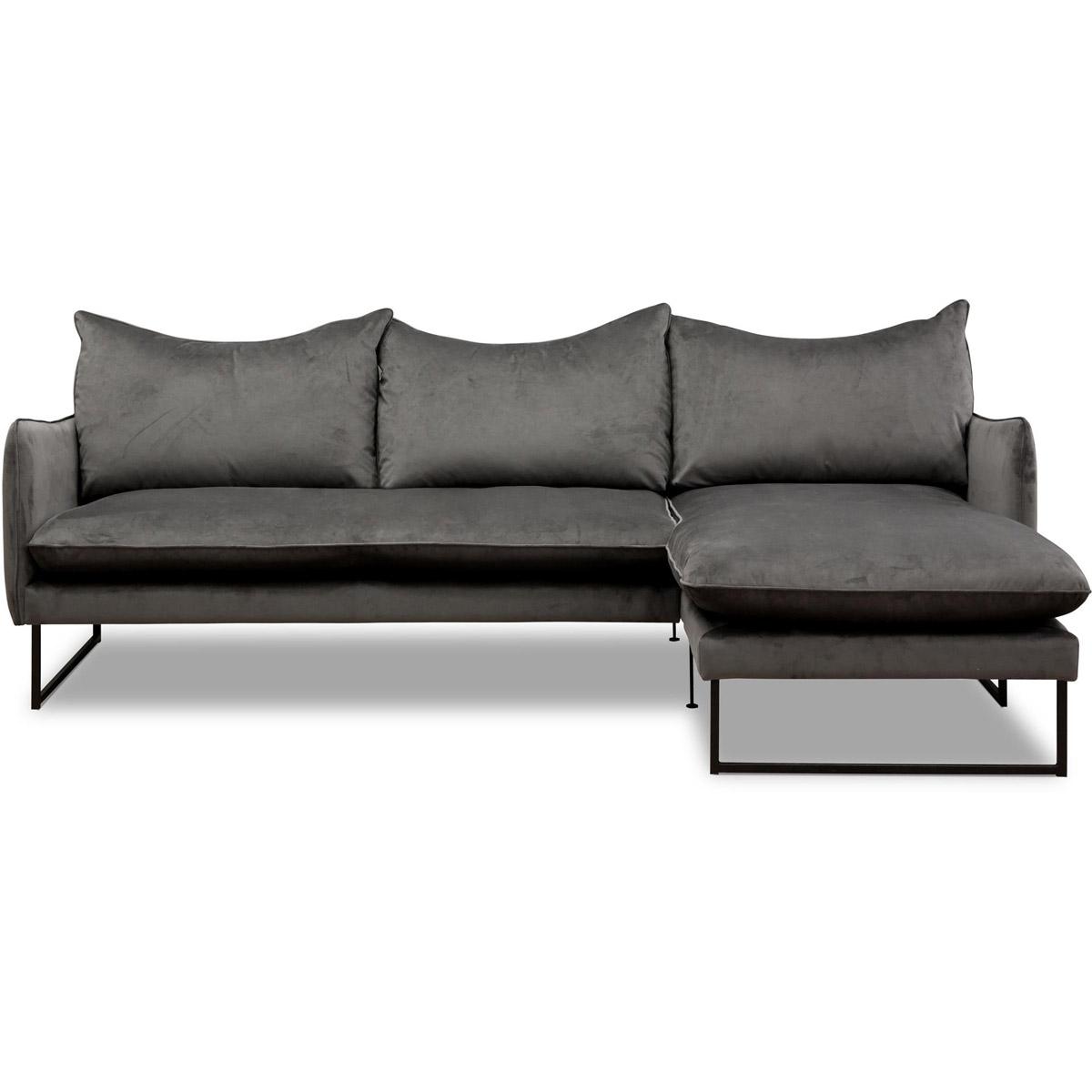 James-sammet-divansoffa-3-sits-med-divan-tyg-grå