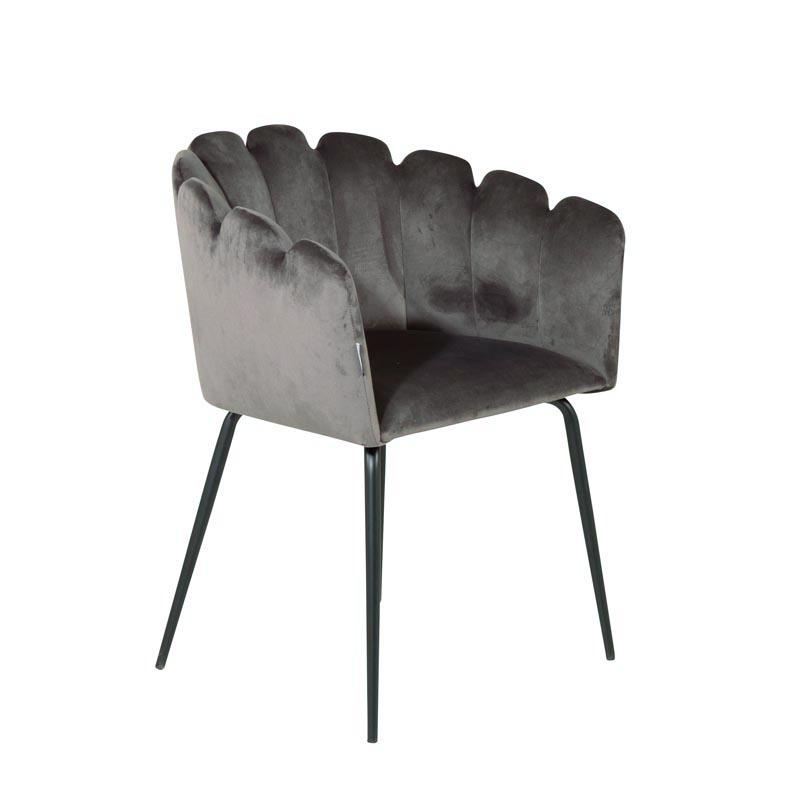 Limhamn-stol-gra-sammet-vinkel