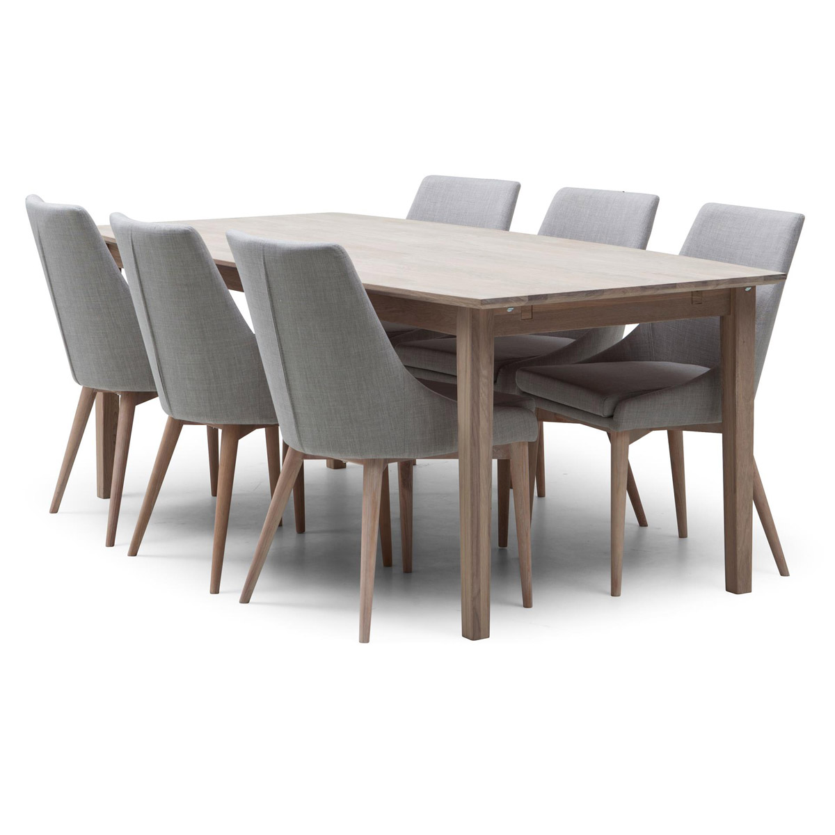 London-bord-200-6-stolar-vitoljad-ek-möbelmästarna