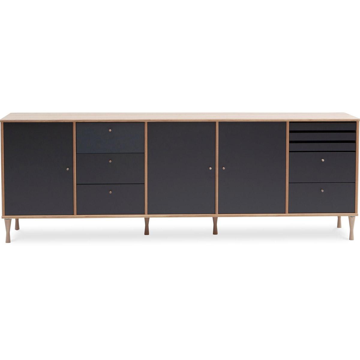 Mistral sideboard ek/antracit H2-111EA-HF
