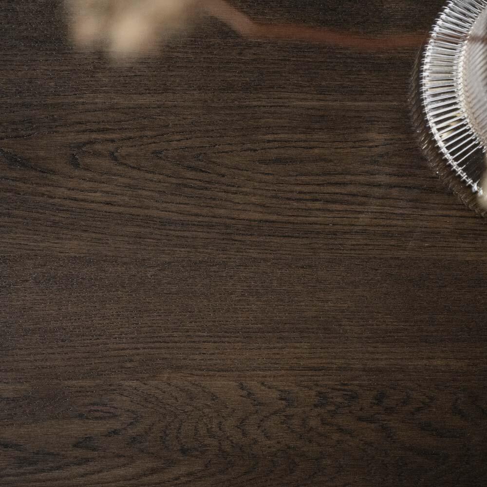 Nagano matbord 205 brun ek