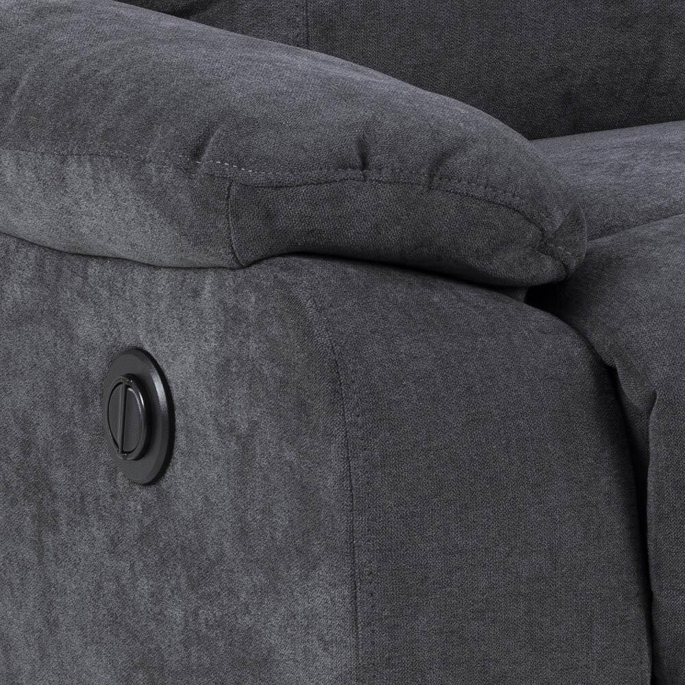 Naxos fåtölj med recliner