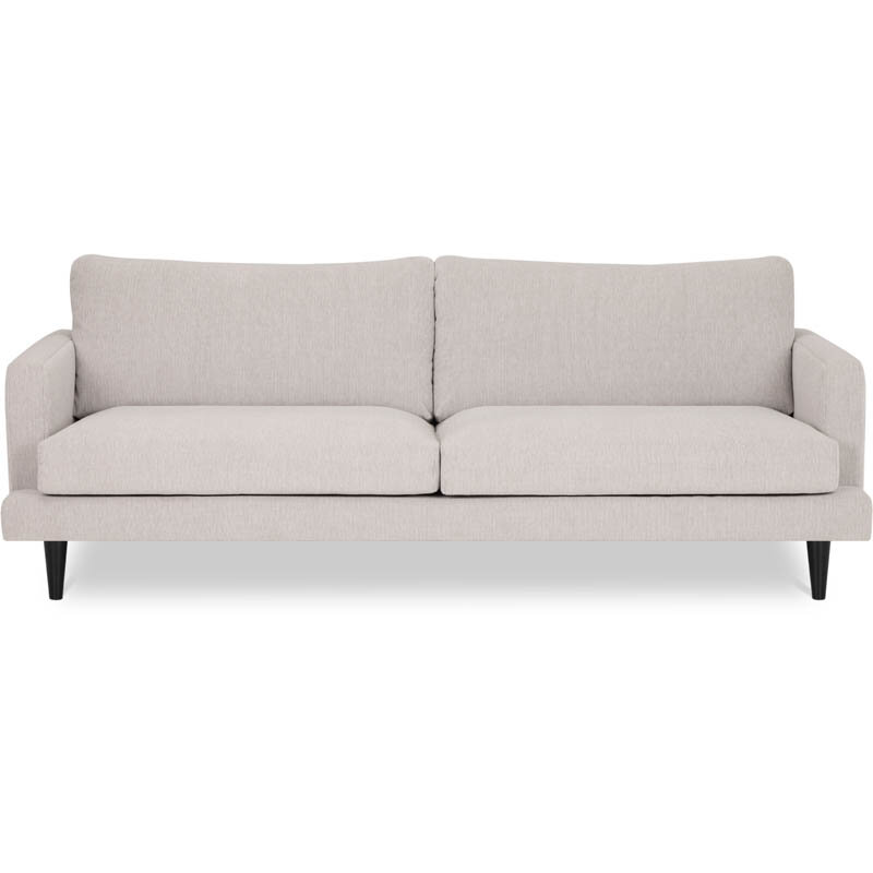 Ohio soffa-3-sits, tyg luizza nature, fram