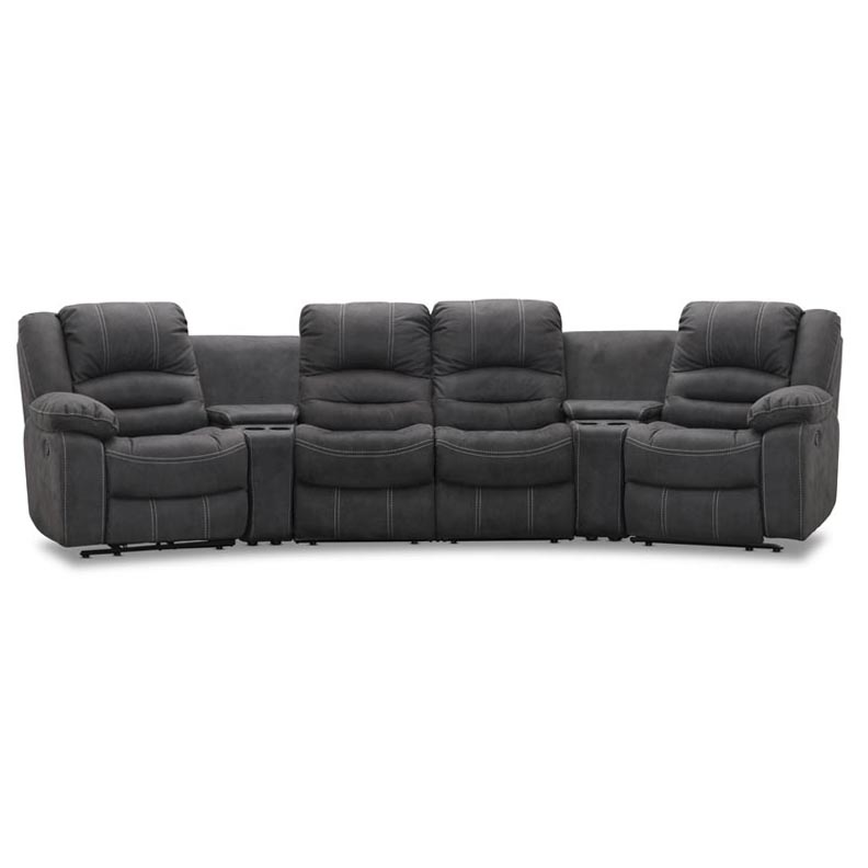 Paus-svangd-4-sitssoffa-gra-micro-recliner-mugghallare