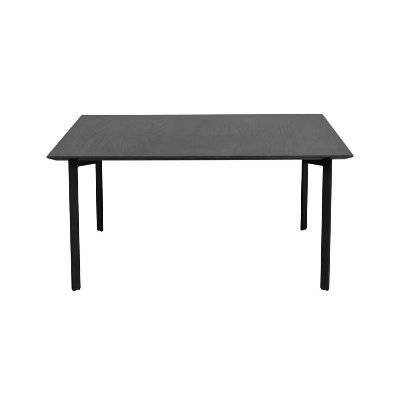 Spencer soffbord kvadr svart