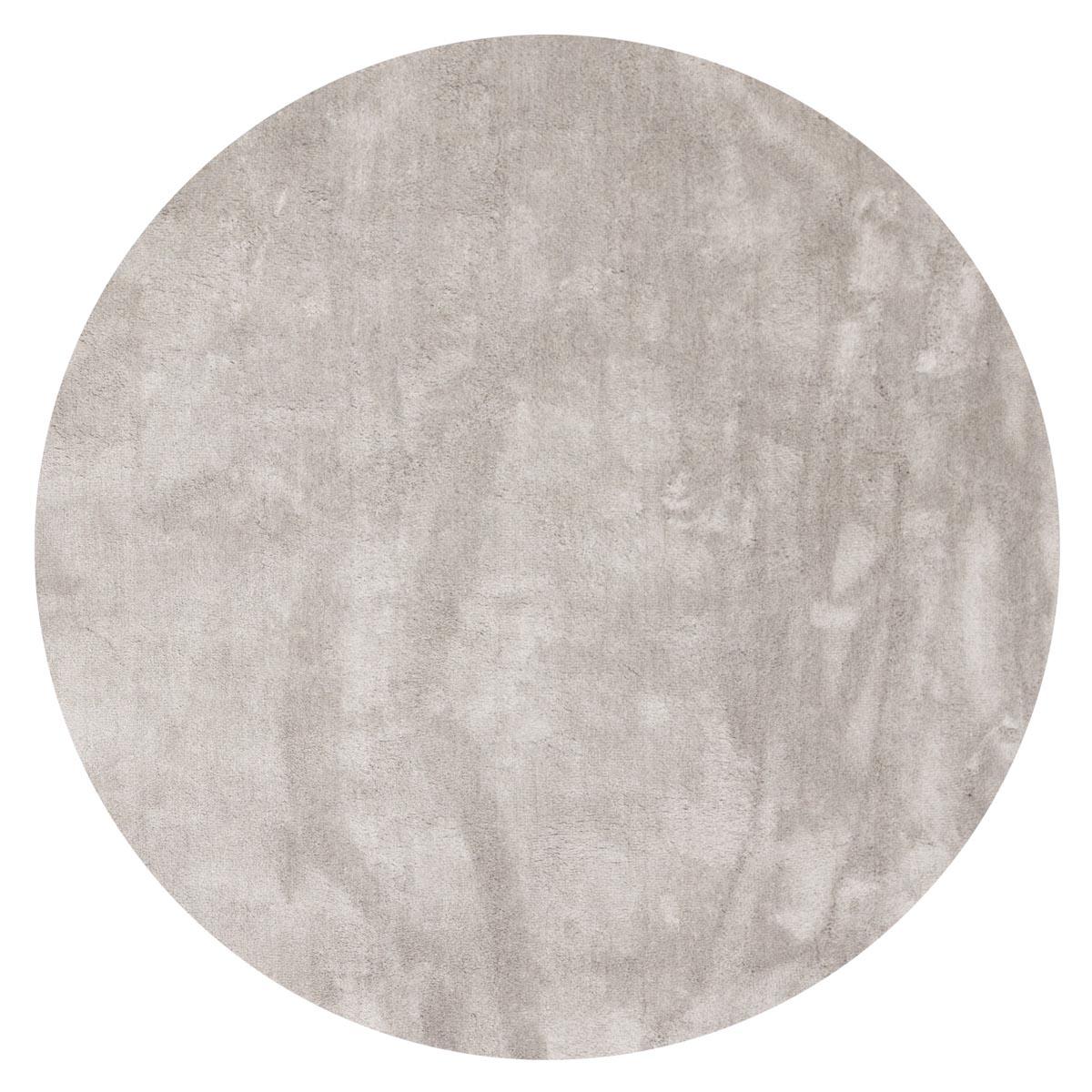 Undra matta rund ljusgrå