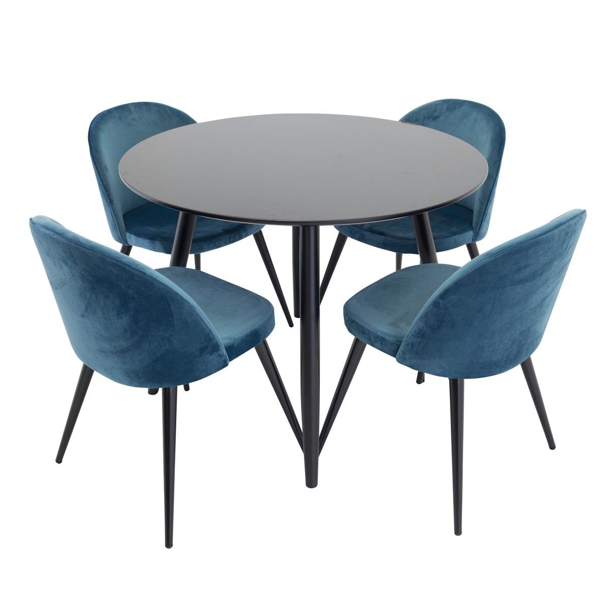 plaza-bord-svart+velvet-blå-sammet-17940-488+19924-887